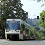 PORTLAND LIGHT RAIL TRANSIT