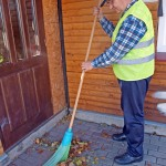WORKFARE SWEEPING